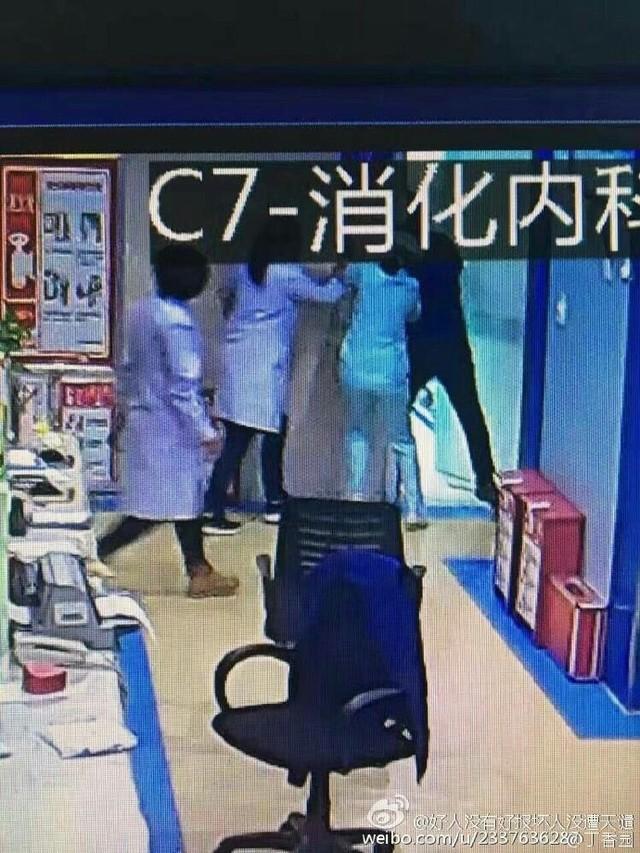 郑州护士遭派出所「临时工」殴打?打人者已被控制!