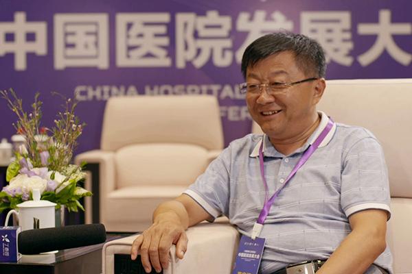 丁香园专访新泰市人民医院张传军院长