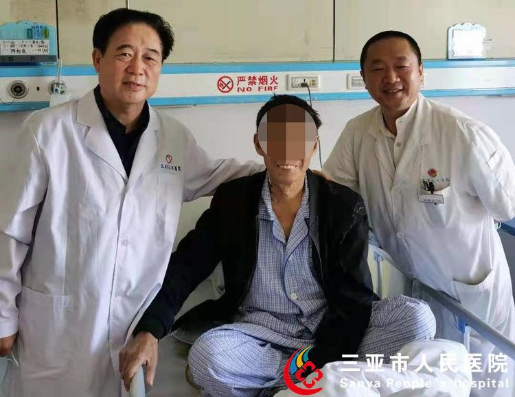 该出手时就出手!三亚市人民医院肝胆外科成功完成一例胰十二指肠切除术