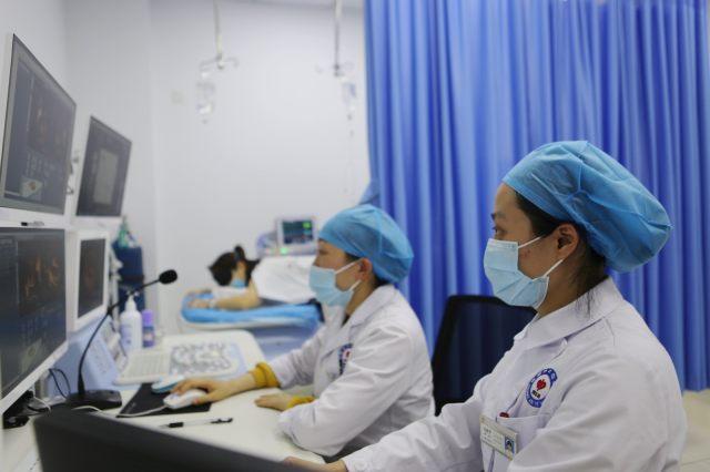 绵阳市中心医院海扶单机首年治疗病例创全球第一