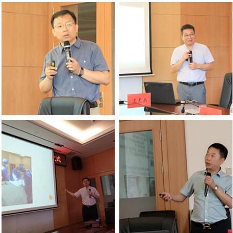 横店文荣医院与中国创伤救治联盟启动创伤救治中心建设