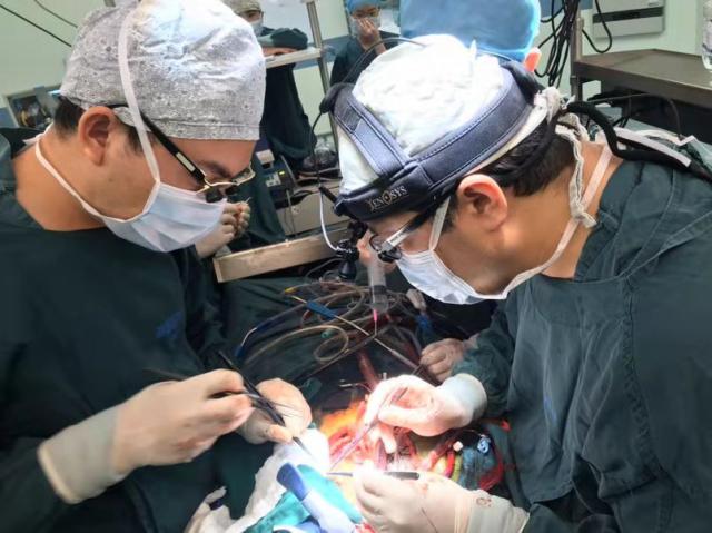 浙中首例省内罕见!当心脏搭桥「遭遇」肺癌 浙四心胸外科团队同台完成两个惊心动魄的手术