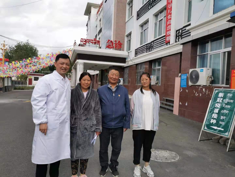 援藏医生方大维: 打造一支带不走的「医疗队」