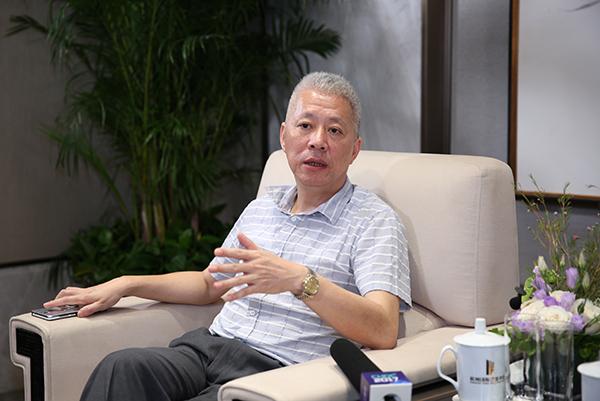 专访厦门长庚医院总经理刘智纲:办医院要谋长远