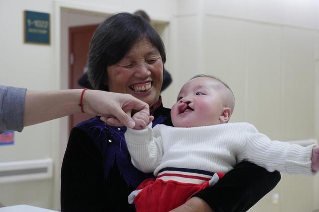 圆您微笑梦 伴您同行 ——2016 中国微笑行动走进义乌