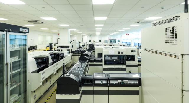 中日联合打造高质量医学检验实验室 助力国家分级诊疗政策落地
