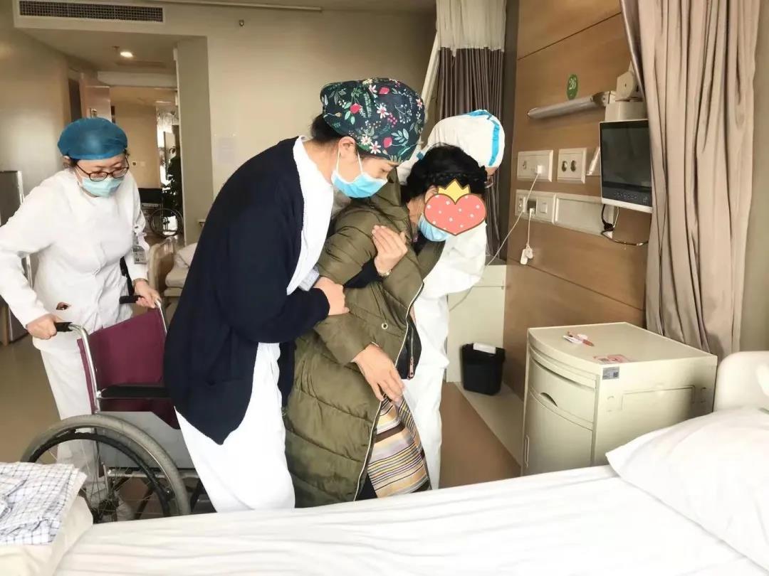 在北大医疗康复医院,西藏昌都大骨节病患者开启充满希望的康复旅程