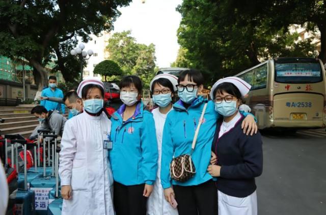 把最硬的鳞给你!广州市一医院 54 人驰援武汉!