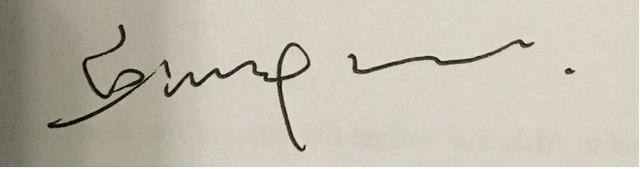 医生字迹如此潦草 这一定有阴谋?