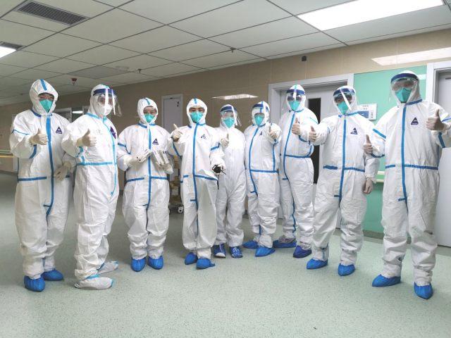 七条战线壮行色 白衣执甲气益豪 宜昌市第一人民医院战「疫」实录