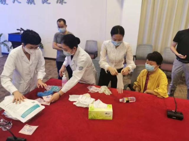 乐城先行区吹起抗疫集结号  奏响非公医疗援鄂最强音