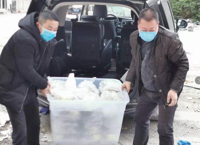 苍南县中医院党员坚守 ,全力以赴战「疫」!