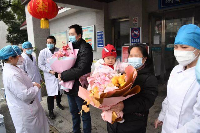 湘潭市第一人民医院:湖南省年龄最小「新冠」患儿出院