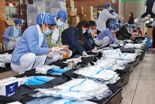 浙江省人民医院院长葛明华带队,172 名援鄂医疗队队员再出发