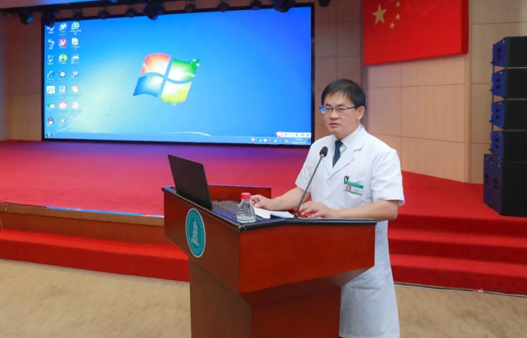赤峰市宁城县中心医院召开等级医院评审启动大会