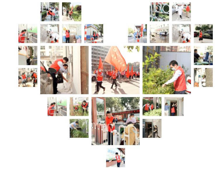 点亮志愿服务「红」,闪耀城市文明「光」——长治市中医医院积极开展创建全国文明城市志愿服务活动