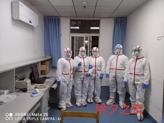华润武钢总医院:发热视线丨一条被疯狂点赞的朋友圈却让她心酸
