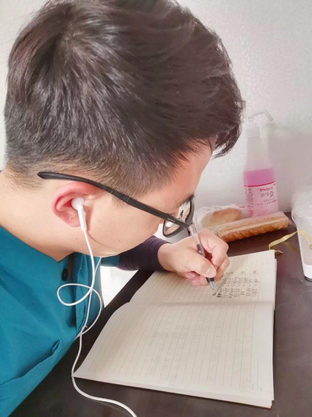 锦州医科大学第一附属医院战「疫」日记丨谷志龙,等你回家,我们就结婚吧
