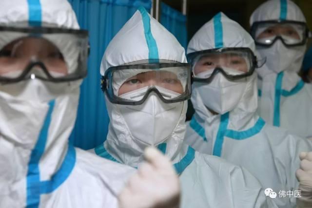 佛山市中医院回「娘家」坚守阵地,上下一盘棋共抗疫情