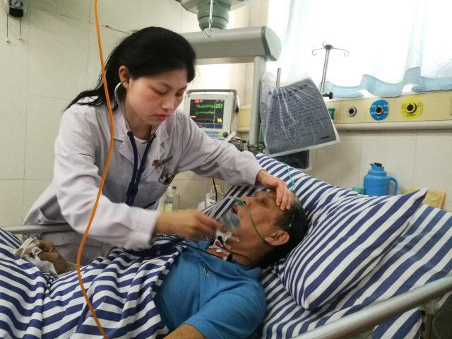 晚上 8 点 20!就在南昌市第一医院!太惊险了!