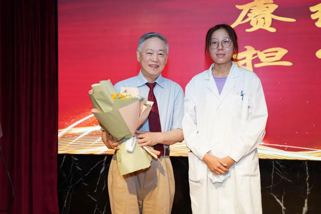 2021 年同仁医院教师节大会顺利举行