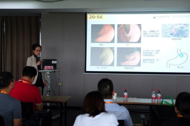 全国无症状早期胃癌筛查项目 GICC 无锡地区内镜培训启动