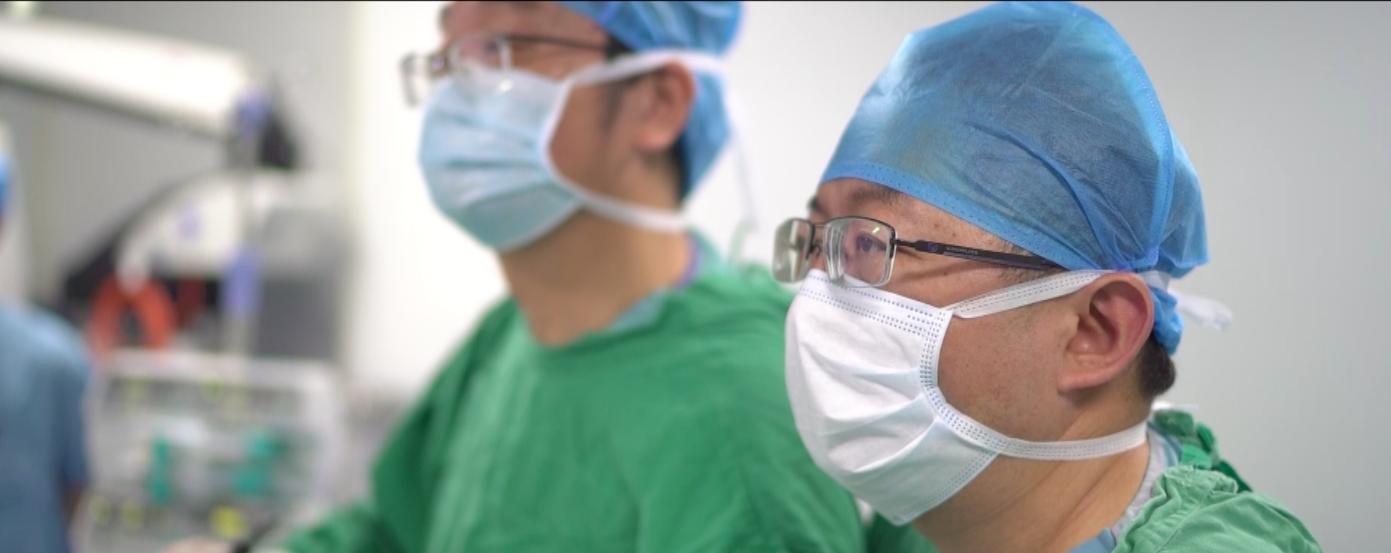 宁城县中心医院《初心》在医师节之际致敬工作在医疗一线的同仁!