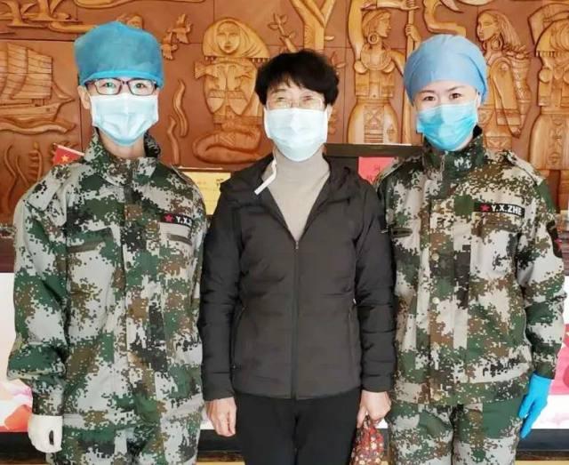 航空工业哈尔滨二四二医院:心系武汉,并肩作战!