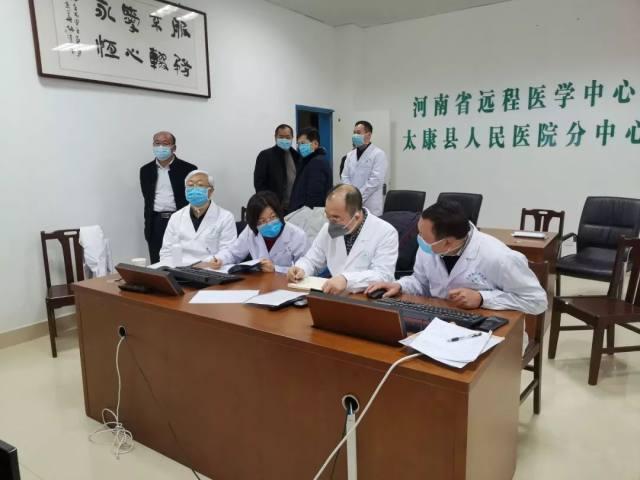 争分夺秒!河南省人民医院派驻 6 名专家支援基层