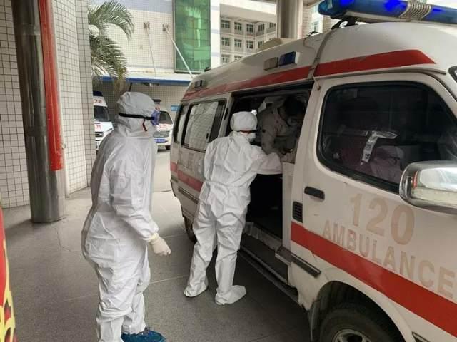 抗击疫情,国控医疗涵江医院勇往直前,义无反顾