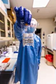 COVID-19 候选疫苗在全球首个经同行评议的研究中展示良好前景