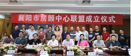 襄阳市房颤中心联盟成立