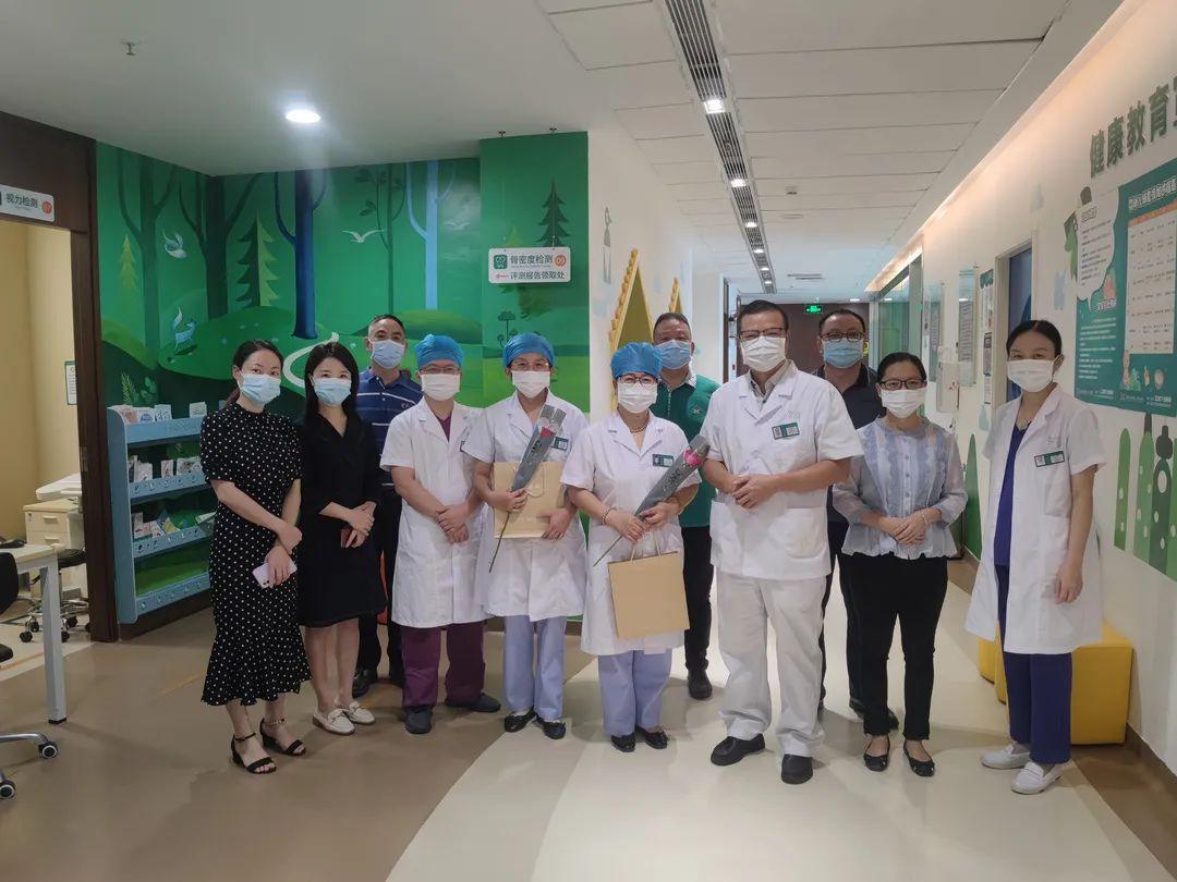 深圳远东妇产医院龙岗妇产医院:「远东医路,感恩有你」活动颁奖典礼顺利落幕