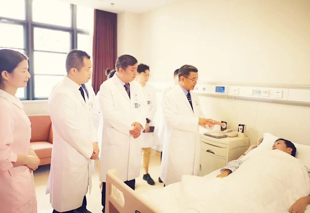 前海人寿广州总医院名誉院长汪建平:发挥社会力量优势,助力湾区医疗卫生事业发展!