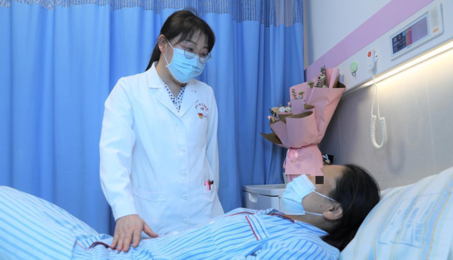 「熊猫血」女子切巨大肌瘤,医生术前先为她「找血」