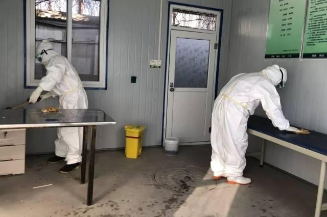 感动   直击范县人民医院抗击疫情第一线,最美「逆行者」的 24 小时