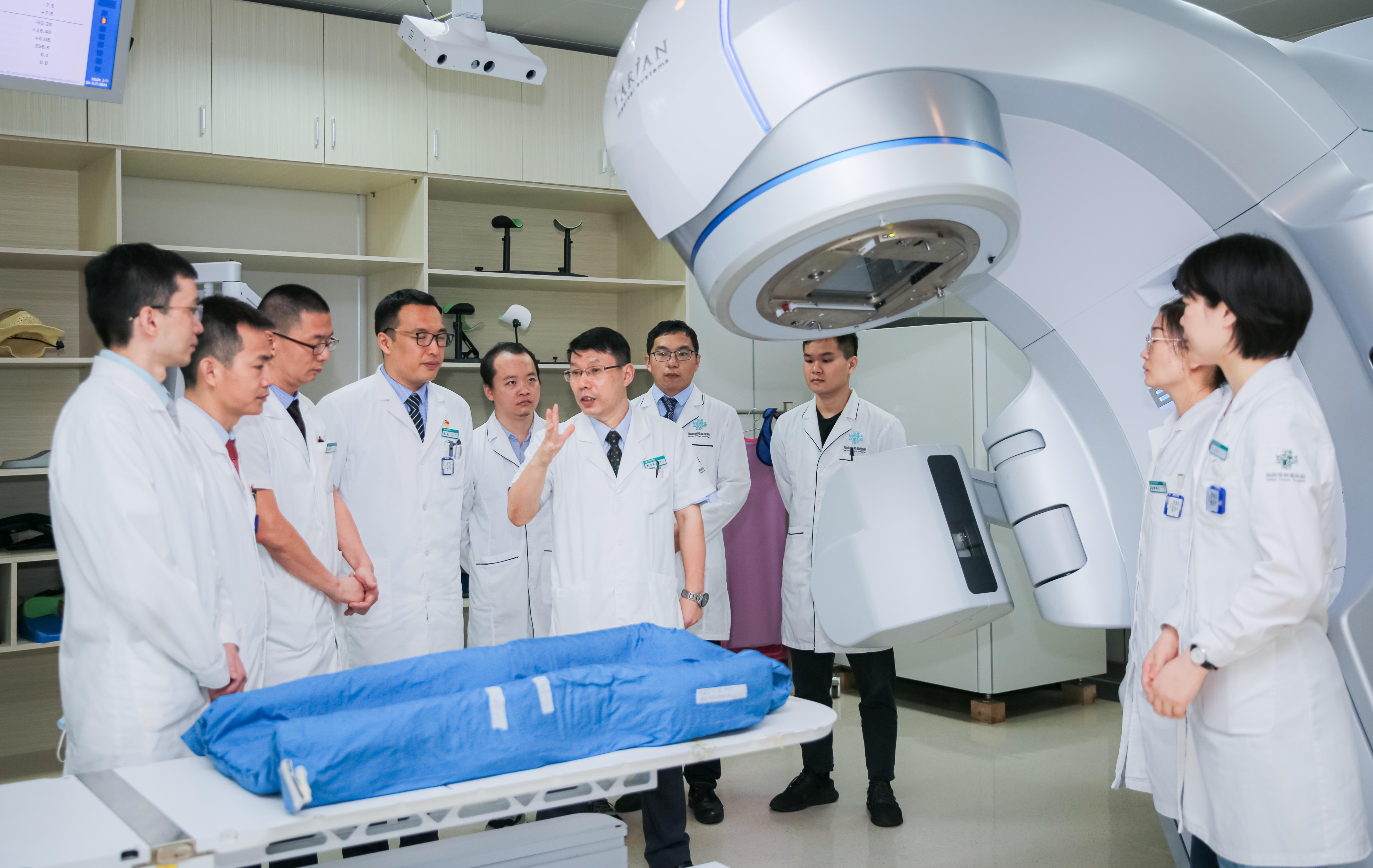 抗击肿瘤的「特种部队」——海南省肿瘤医院放疗科纪实之一