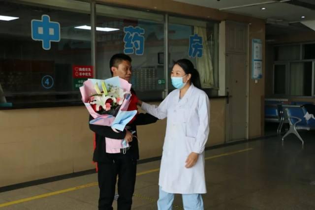 中美医疗集团首批援鄂战士解除医学隔离终回家!