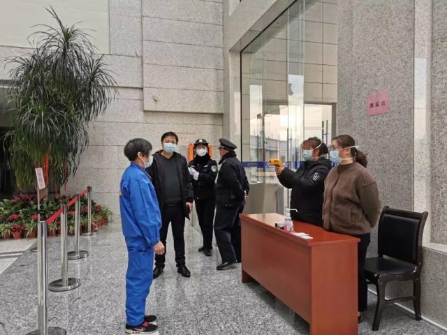 争当拧在一线闪闪发光的「螺丝钉」,台州二院筑牢防疫八道防线