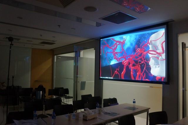 冬雷脑科集团首届培训班亮相 VR 技术显亮点