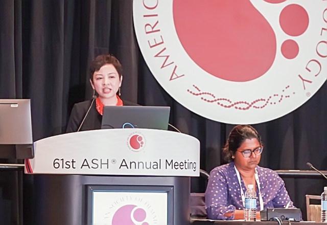 ASH 2019 陆道培医学团队 10 项研究成果亮相国际舞台