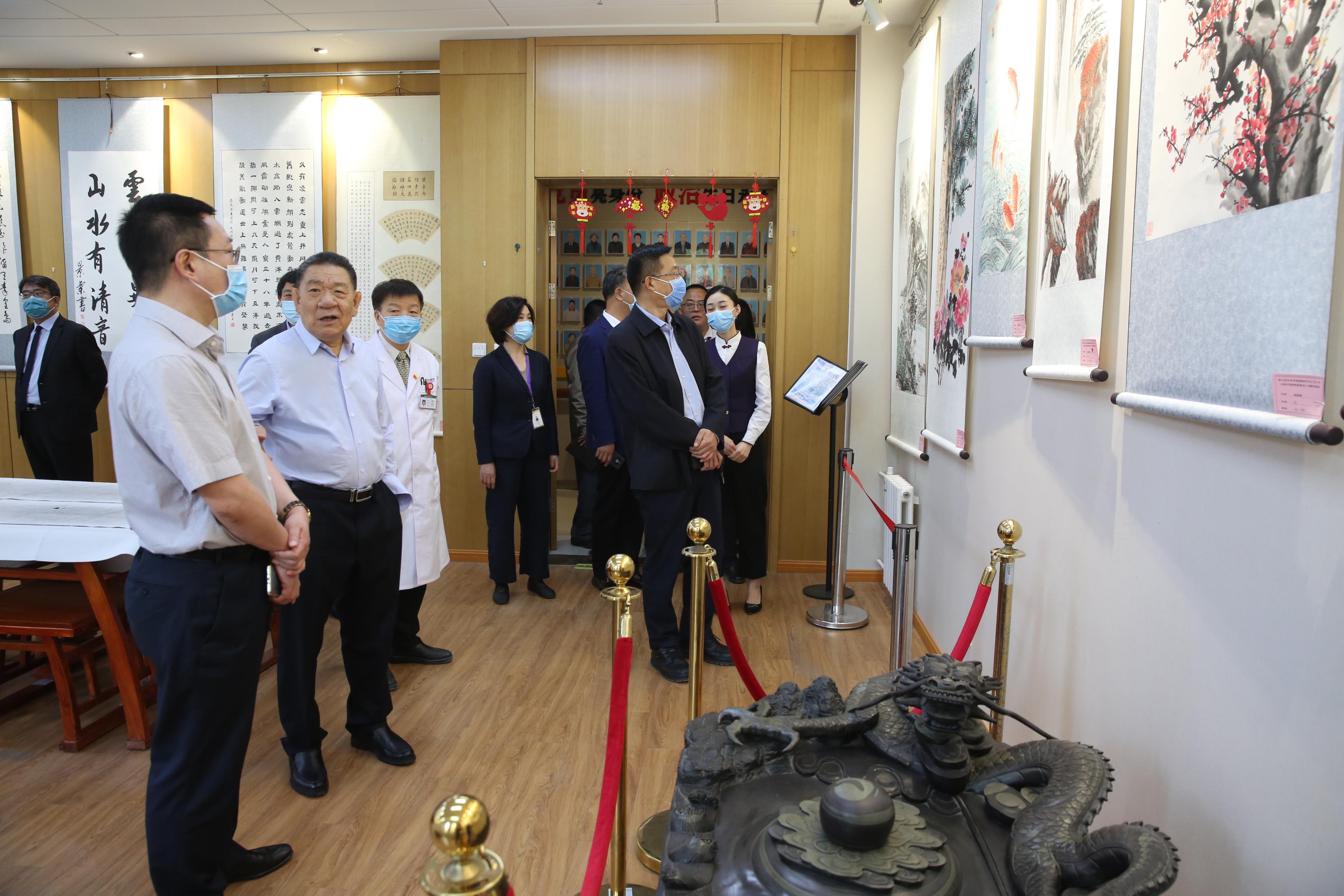 凝聚共识谋新篇 接续奋斗再出发 河北燕达医院与北京朝阳医院合作迎来七周年