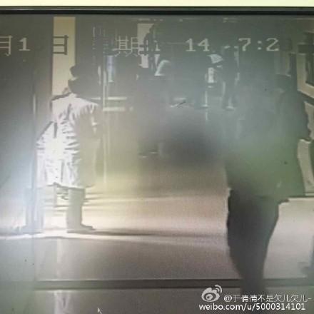 中秋节女护士被殴打 凶手叫嚣让女护士脱裤子尿尿