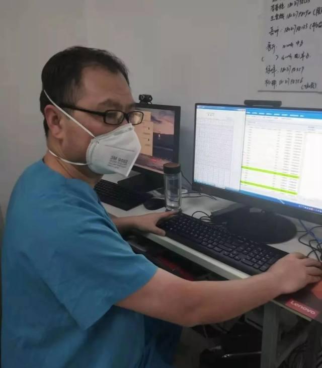 沧州市人民医院 抗疫一线|不辱使命——邓爱兵