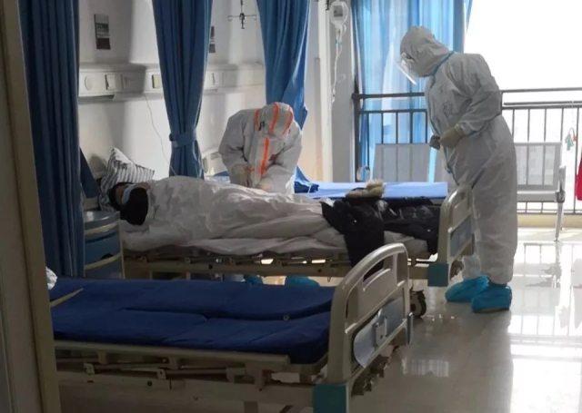 长治市人民医院|驰援武汉天使日记