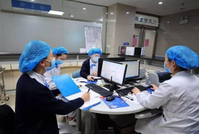 河南省胸科医院:放心吧,大年初一,我们都在
