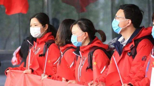 出发!湖南妇女儿童医院 5 小时集结医疗队驰援黄冈