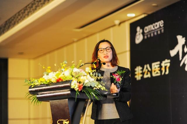 朱志凌:非公医疗机构的口碑树立