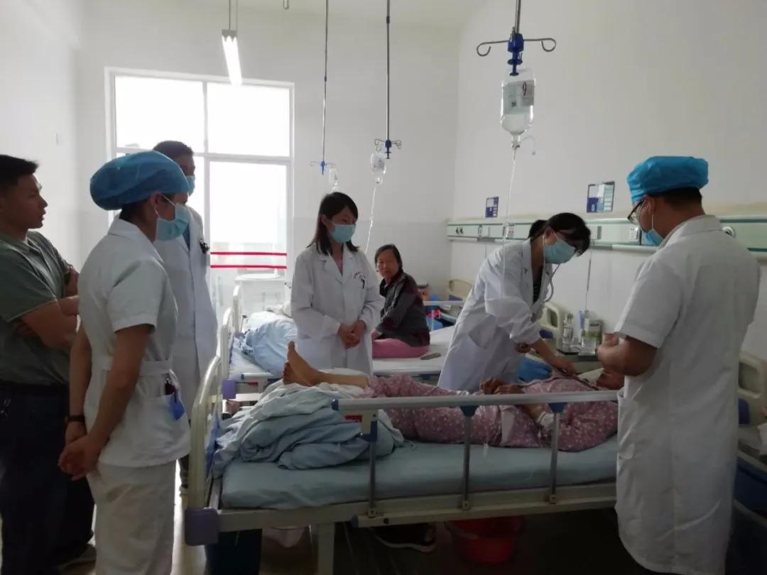 同济大学附属同济医院第九批支援麻栗坡医疗队接力赴滇开展对口帮扶