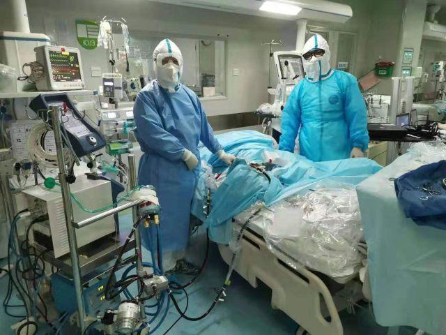 苏北人民医院专家郑瑞强:已用 ECMO 技术救治数名新冠肺炎危重患者